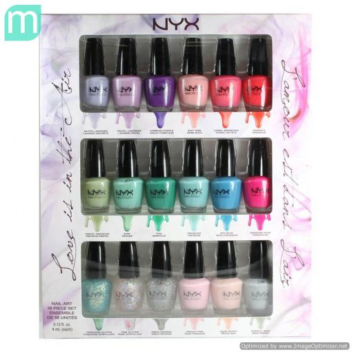 son-mong-tay-Nail-Nyx-Cosmetics-Love-Is-In-The-Air-Collection