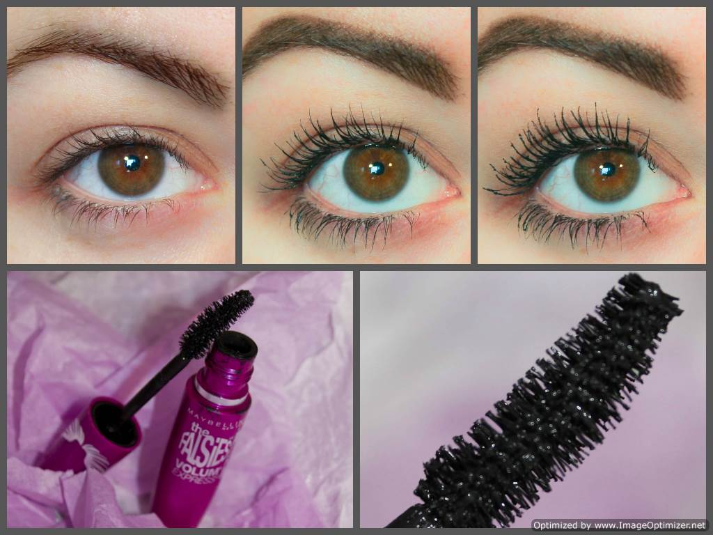 Mascara Maybelline The Falsies Volum Express Waterproof