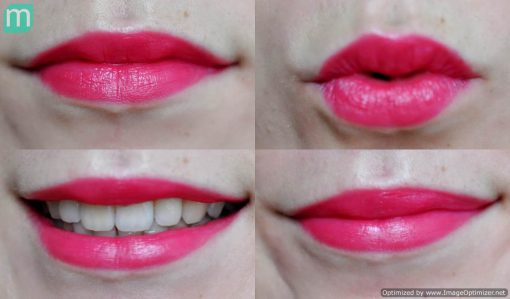 Son-Kiko-Smart-Lipstick-912-Rosso-Cremissi-hang-xach-tay-Phap-review-2