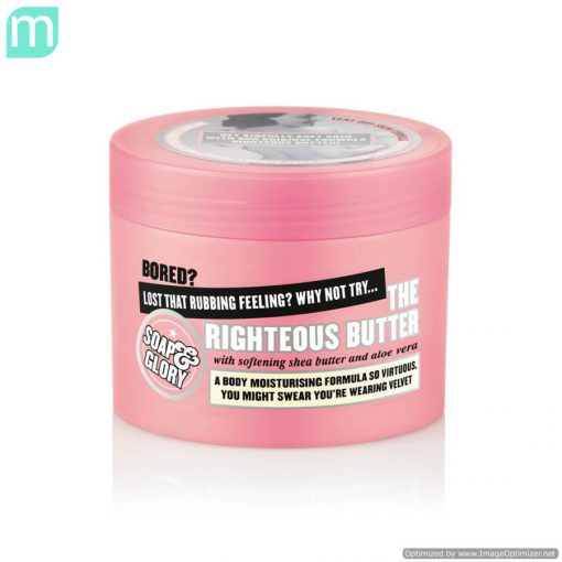 bo-duong-the-soap-and-glory-the-righteous-butter-300-ml-review-hang-xach-tay-UK-1