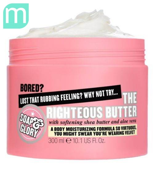 bo-duong-the-soap-and-glory-the-righteous-butter-300-ml-review-hang-xach-tay-UK