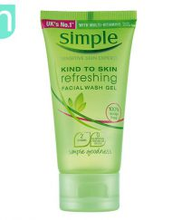 sua-rua-mat-Simple-Kind-To-Skin-Refreshing-Facial-Wash-Gel-review