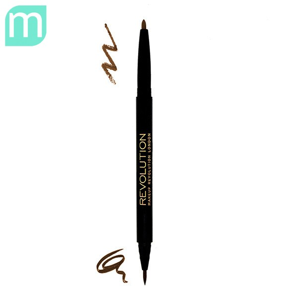 ke-may-Makeup-Revolution-Brow-Dual-Ultra-Brow-Arch-Shape-medium