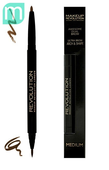 ke-may-makeup-revolution-ultra-brow-arch-shape-medium