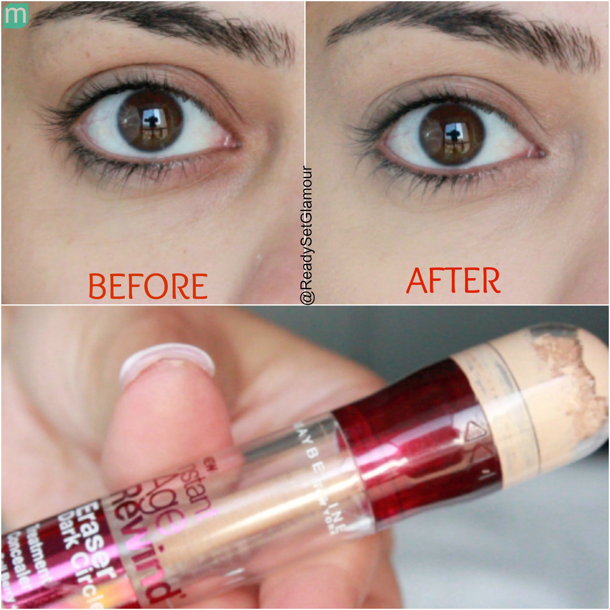 how to choose maybelline instant age rewind concealer