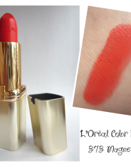 son-loreal-color-riche-magnetic-coral-373-swatch