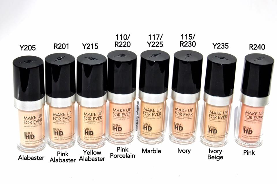 Kem Nền Make Up For Ever Ultra Hd Foundation