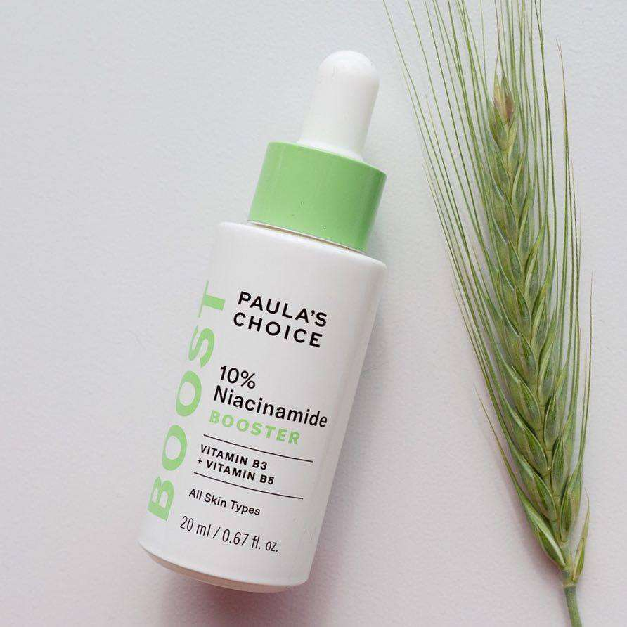 Review Serum Niacinamide Booster của Paula's Choice