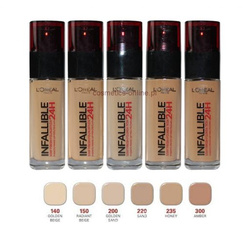 kem-nen-loreal-paris-infallible-stay-fresh-24h-foundation