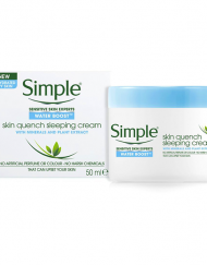 kem-duõng-simple-skin-quench-sleeping-cream-50ml