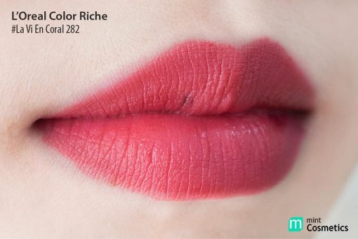 son-loreal-color-riche-282-la-vi-en-coral