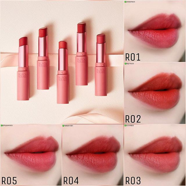 son-thoi-black-rouge-rose-velvet-lipstick