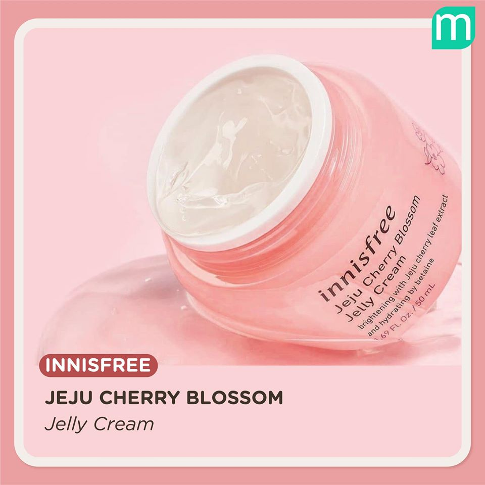kem-duong-innisfree-jeju-cherry-blossom-jelly-cream