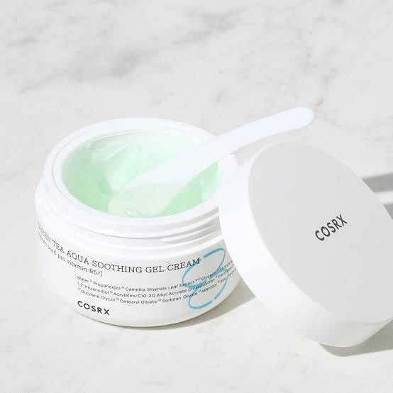kem-duong-cosrx-green-tea-aqua-soothing-gel-cream